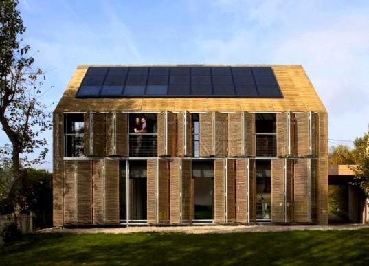 casa passive hauss blaf architecten