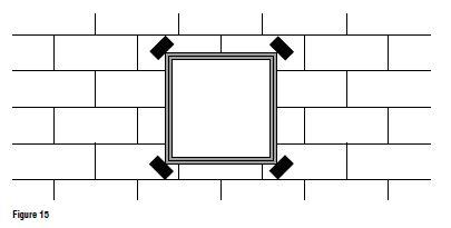 esquema montaje - refuerzo diagonal - ea etics